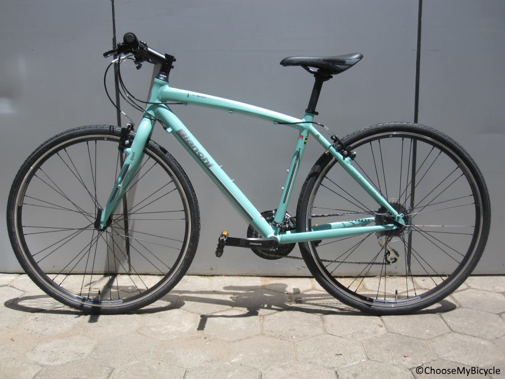 Bianchi C-Sport 1 (2017) Review