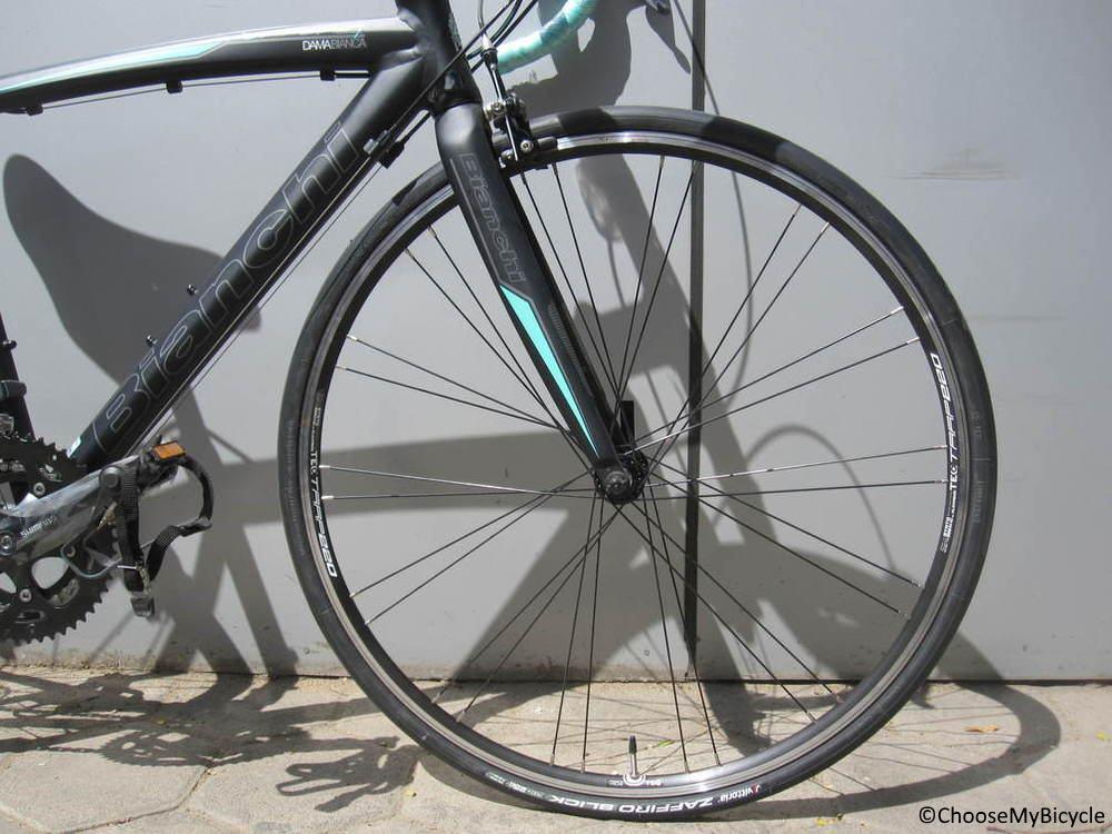 Bianchi Via Nirone 7 Dama Bianca [Claris] (2017) Tires