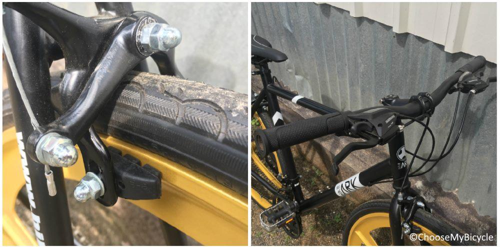 Bike Ark Cruz - Hybrid 21 Speed (2018) Review