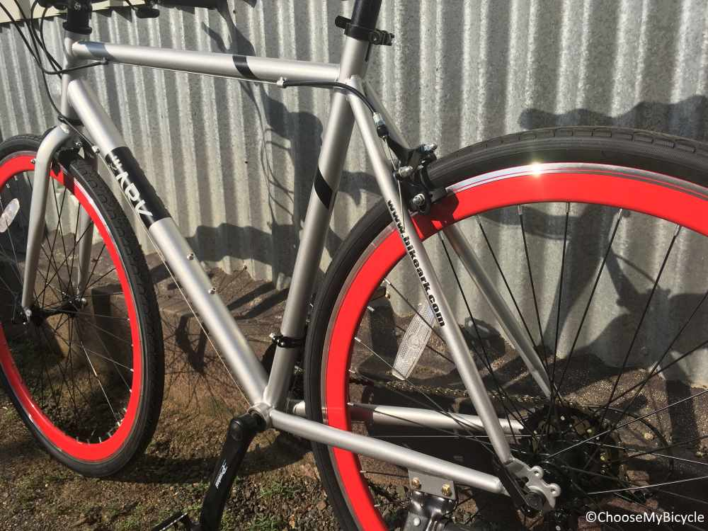 Bike Ark Jaz - Hybrid 21 Speed (2018) Review