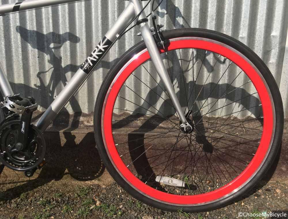 Bike Ark Jaz Tires