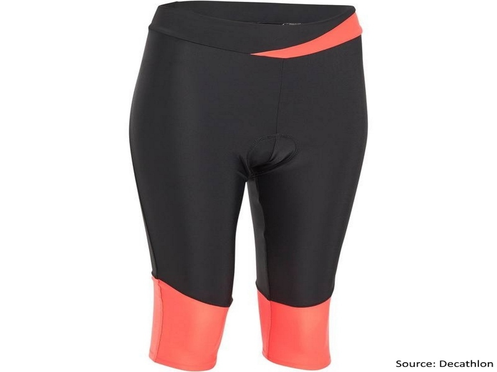 Btwin 500 Womens Cycling 3/4th Bibless Tights Review