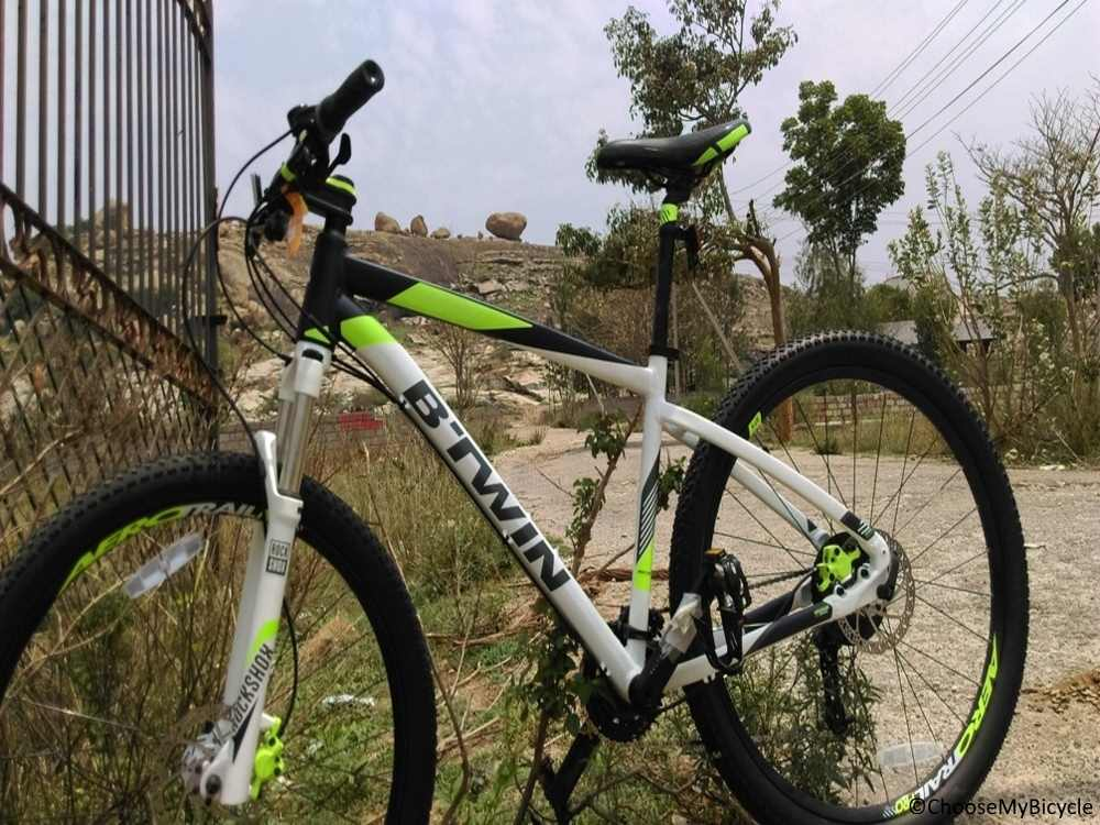 Btwin Rockrider 560 27.5 (2017) Review