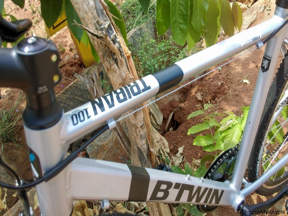 Btwin Triban 100 (2017) Design