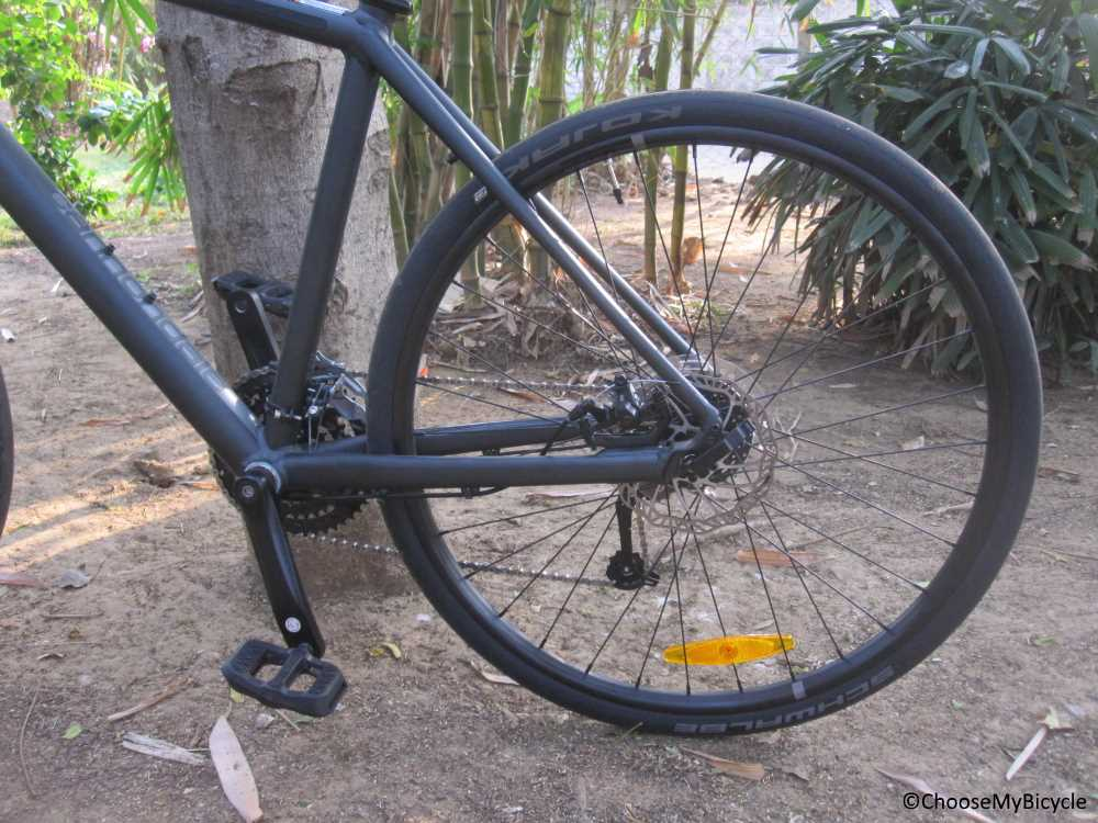 Cannondale Bad Boy 4 (2018) Tires