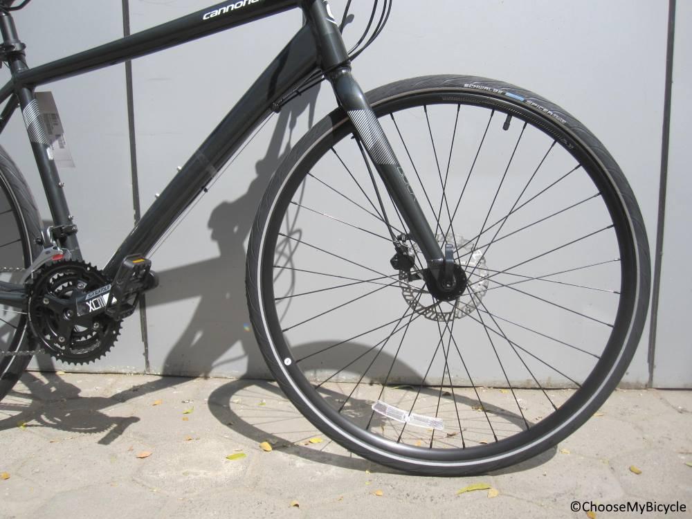 Cannondale Quick 5 Disc (2017) Tires