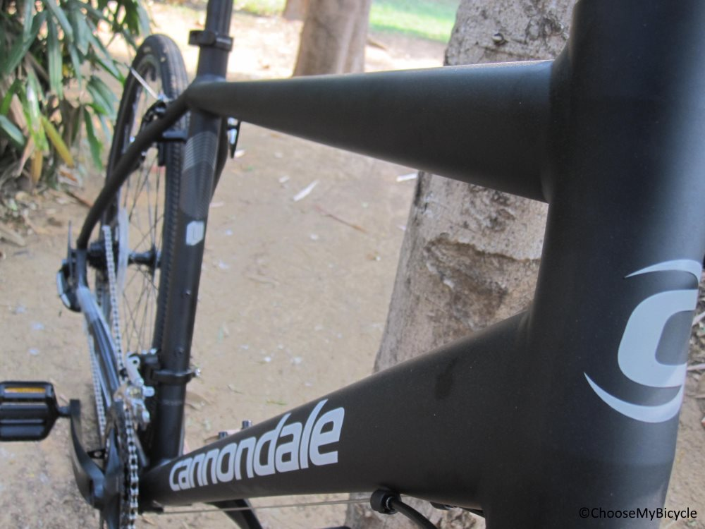 Cannondale Quick 7 (2018) Design