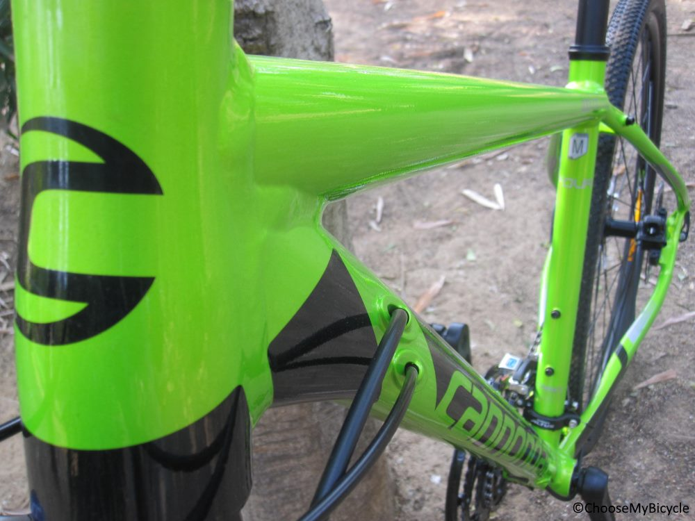 Cannondale Quick CX 4 (2018) Design