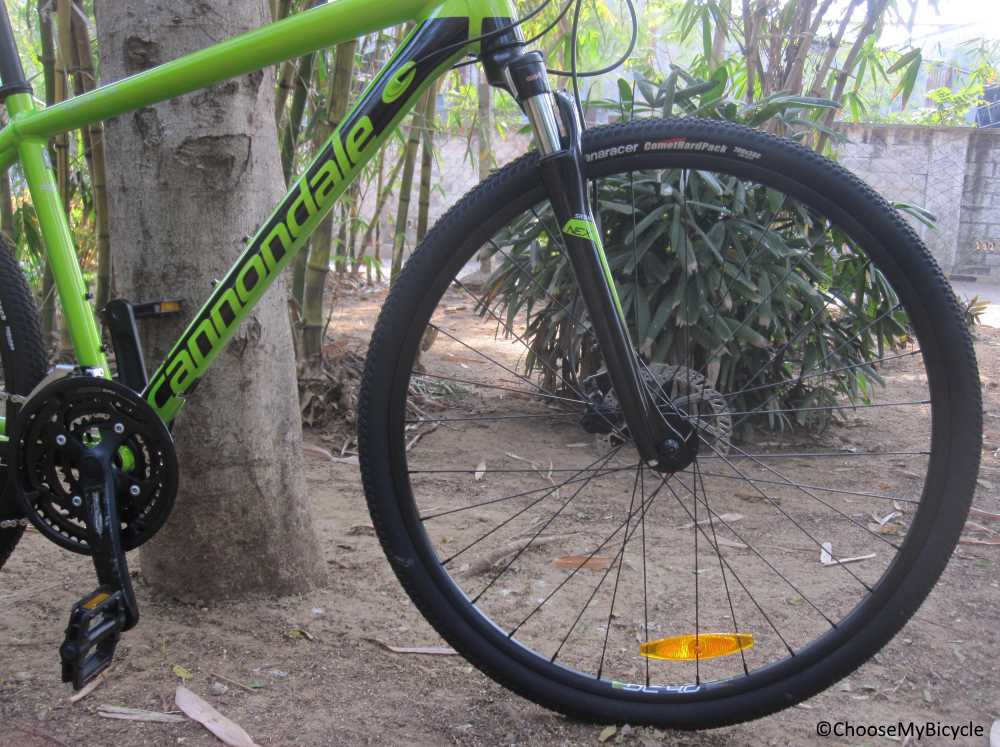 Cannondale Quick CX 4 (2018) Tires