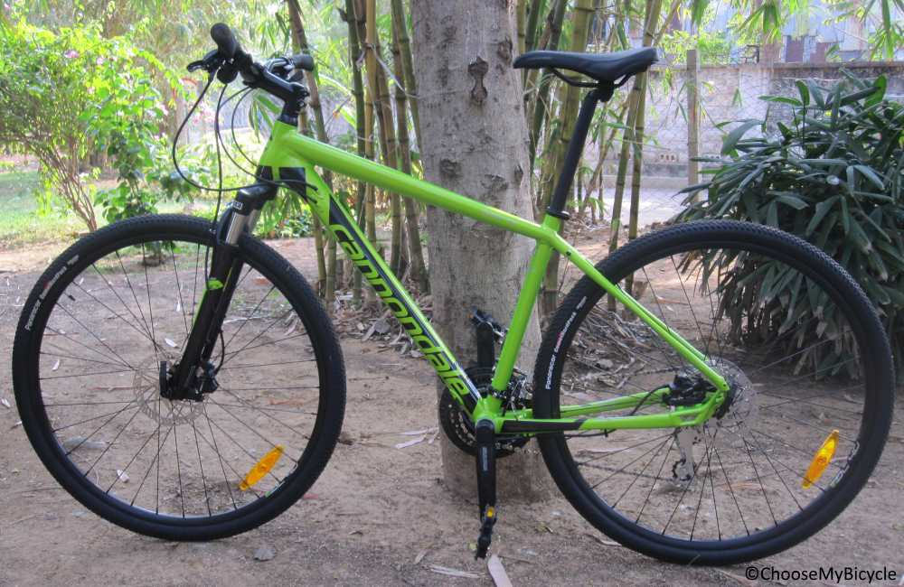 Cannondale Quick CX 4 (2018) Review
