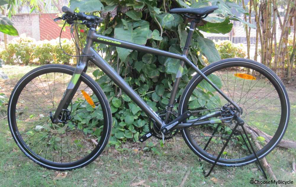 Cannondale Quick 3 Disc (2018) Review
