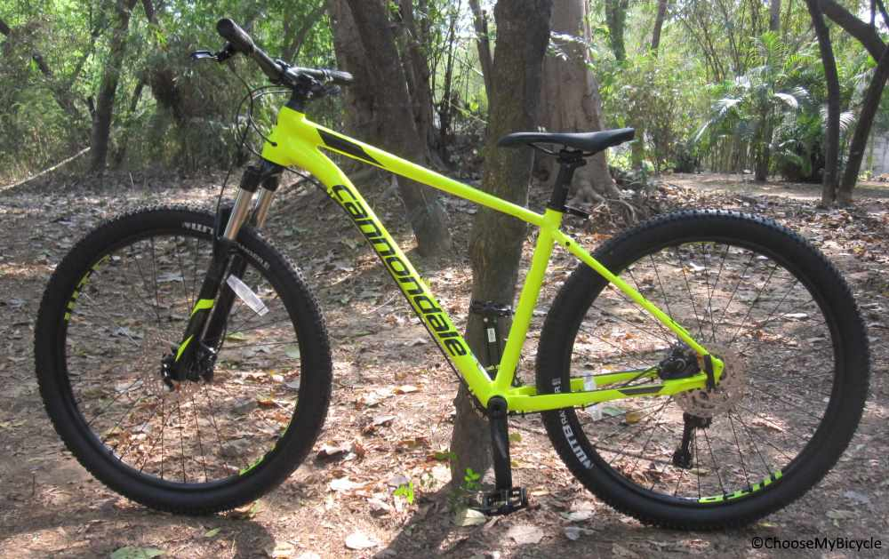 Cannondale Trail 4 (27.5) (2018) Review