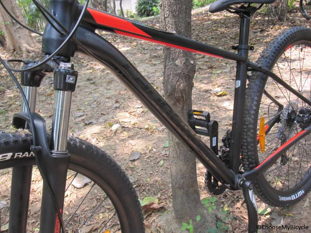 Cannondale Trail 6 (29) (2018) Frame,Fit and Comort