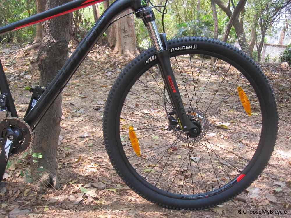 Cannondale Trail 6 (29) (2018) Tires