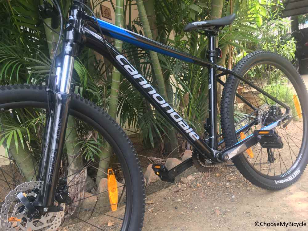 Cannondale Trail 7 27.5 2019 Review