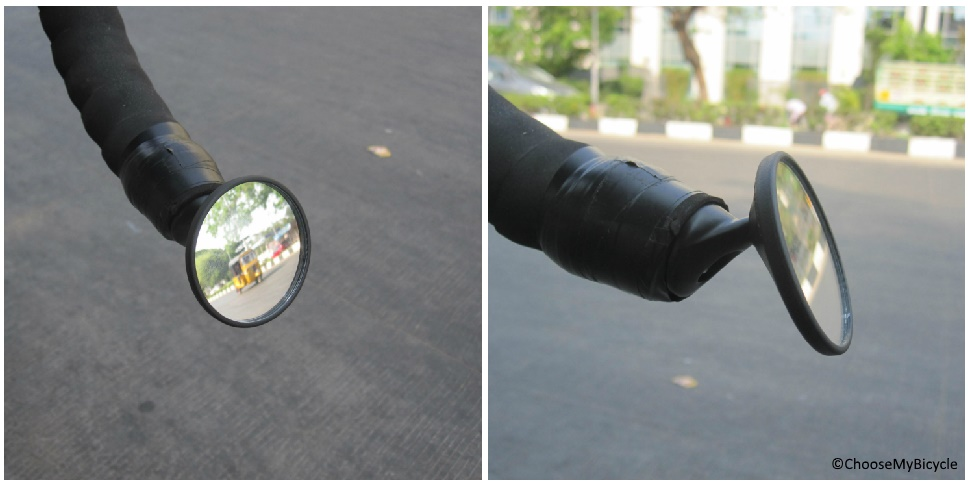 Cateye Bicycle Mirror BM45 Features