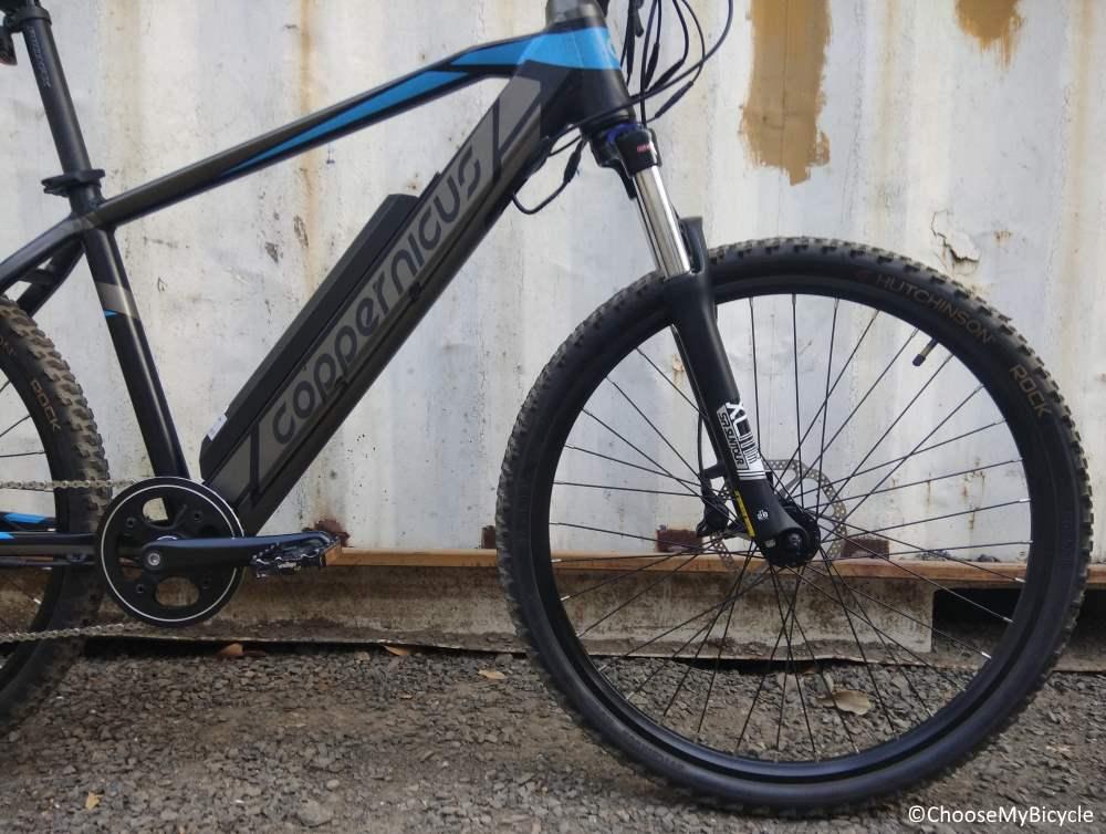 Coppernicus T3 (2018) Tires