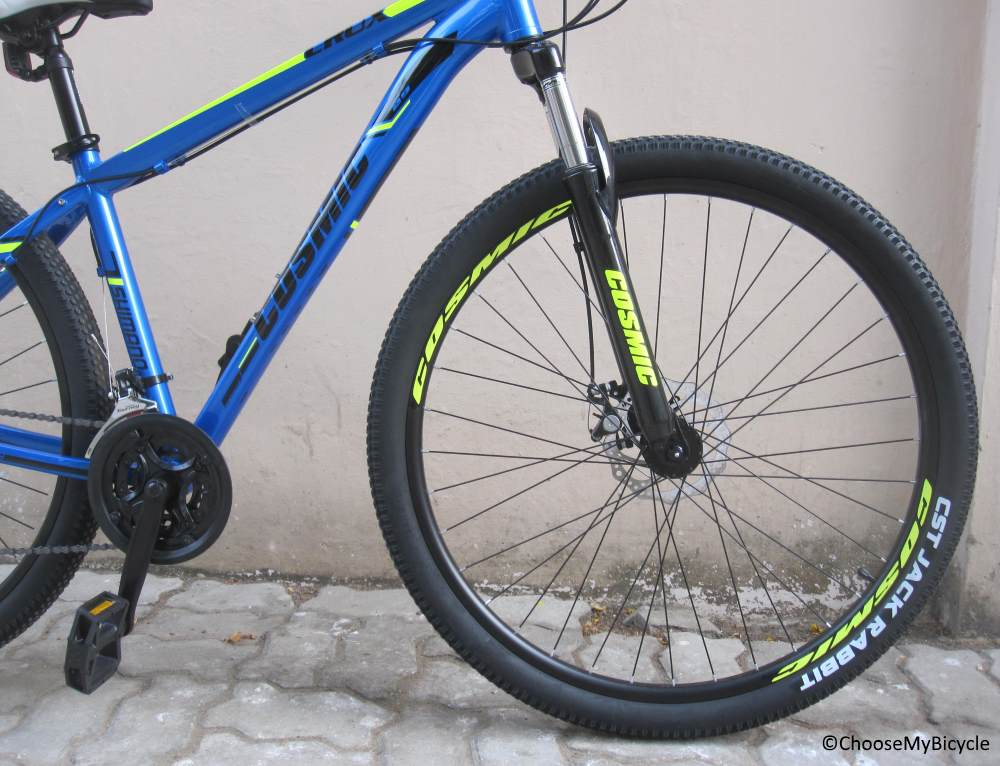 Cosmic Crux 29 Tires