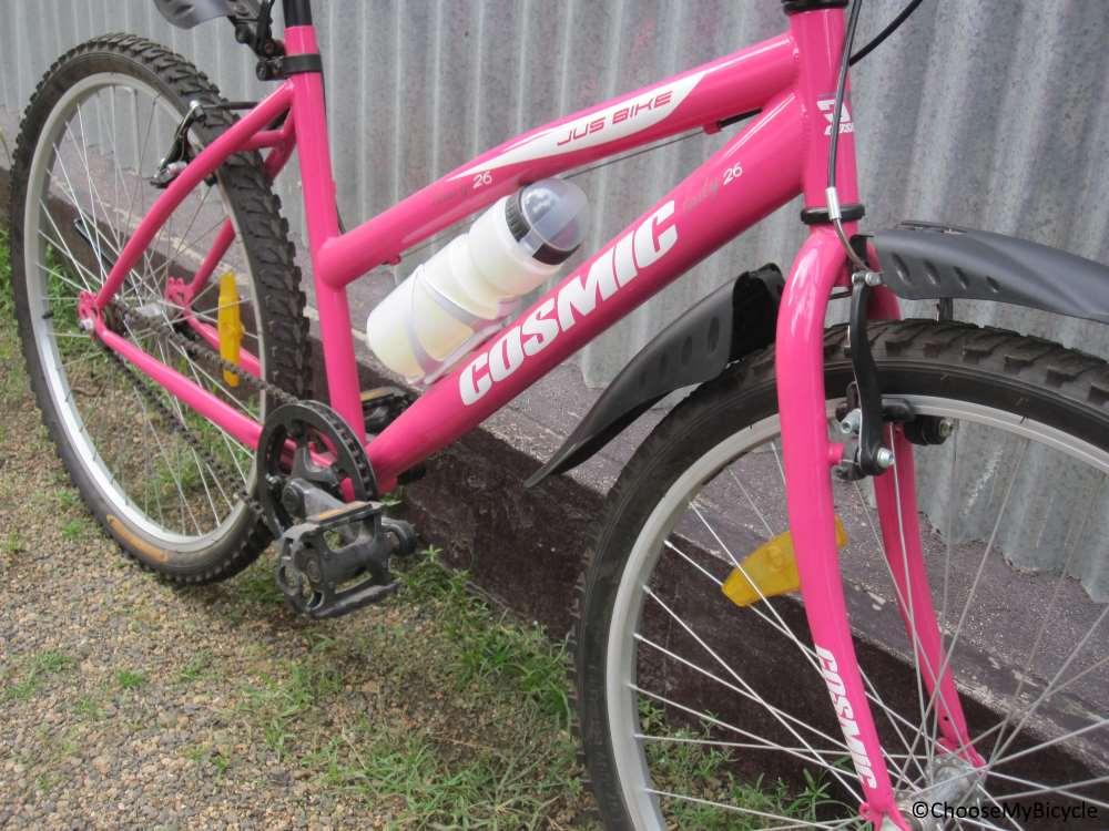 Cosmic Jus Bike Lady SS 26
