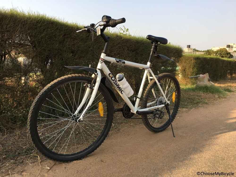Cosmic Jus Bike Steel 21 Speed 26 (2016) Design