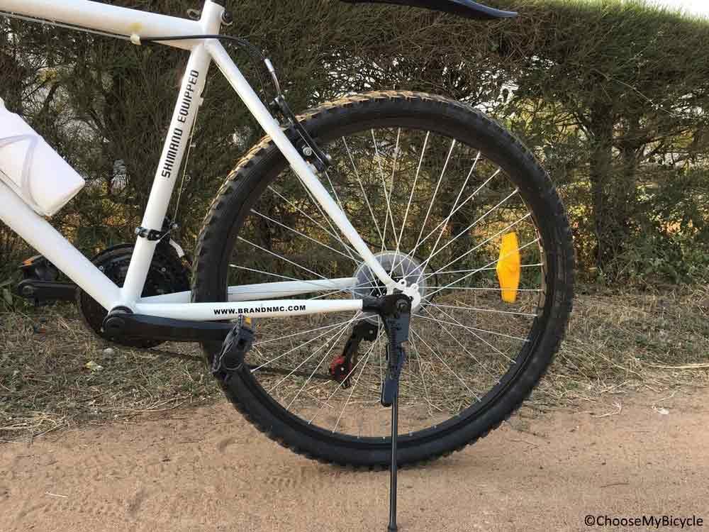 Cosmic Jus Bike Steel 21 Speed 26 (2016) Review