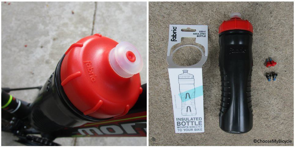 Fabric Cageless Insulated Sipper Review