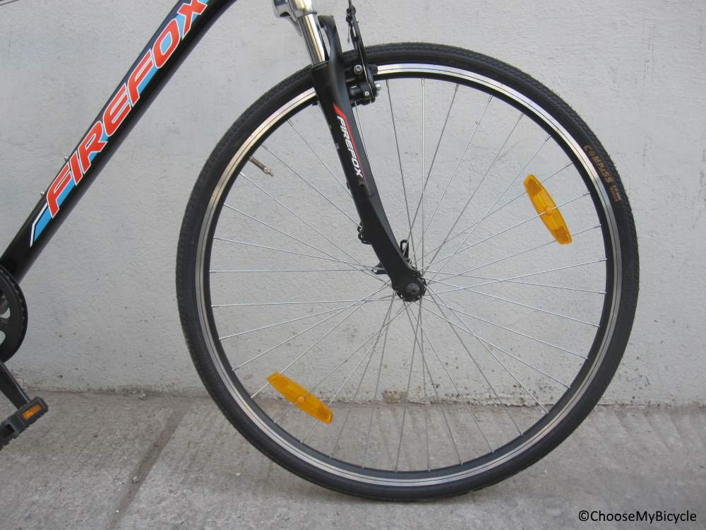 Firefox Athelio Single-Speed Tires