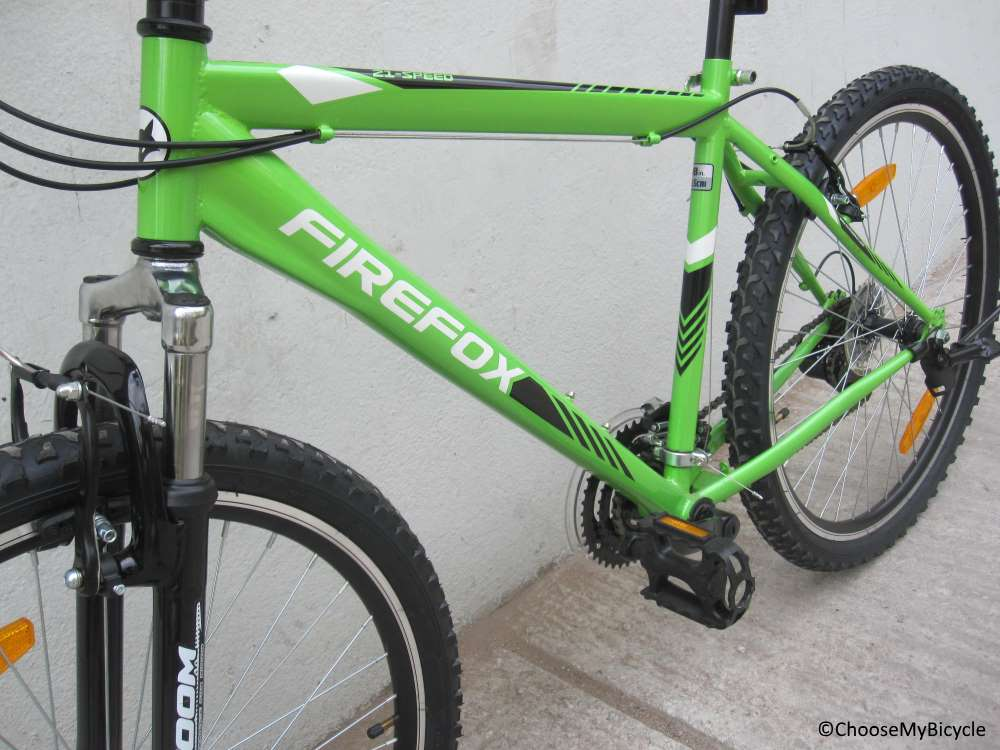 Firefox Fusion 2.6 21 Speed (2017) Frame, Fit and Comfort