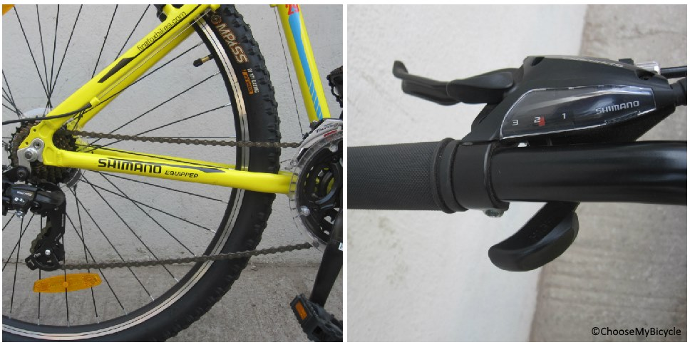 Firefox Mountana 21-Speed 29er Gearing