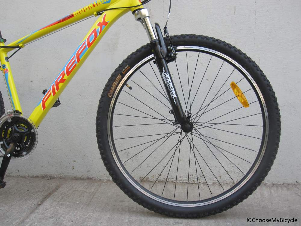 Firefox Mountana 21-Speed 29er Tires