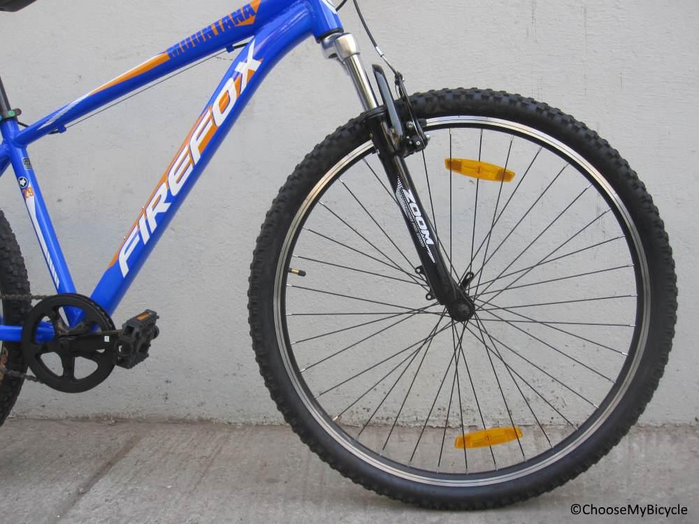 Firefox Mountana - Single Speed Tires