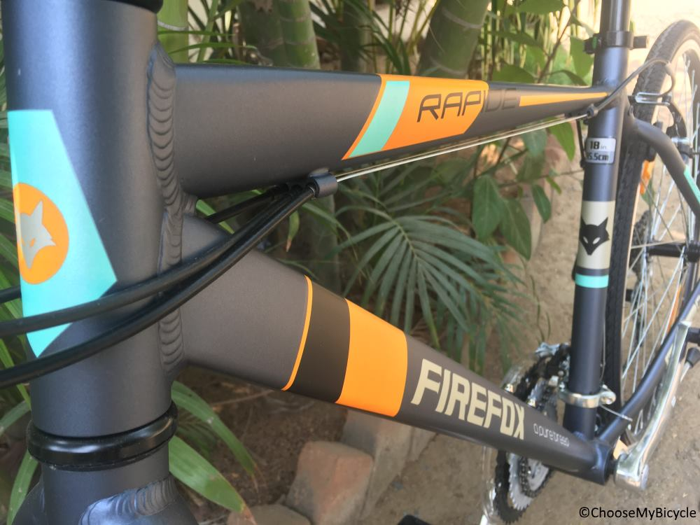 Firefox Rapide 21S Review