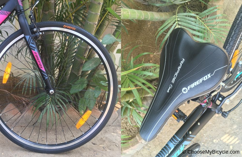 Firefox Rapide Corale 700C Review
