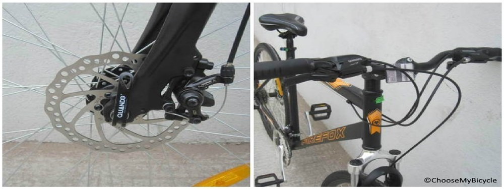Firefox Road Runner Pro - Disc Brake (2015) Review