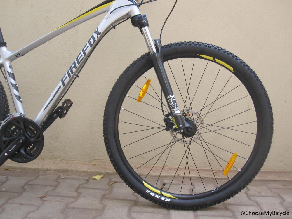 Firefox Stravaro 29er Review