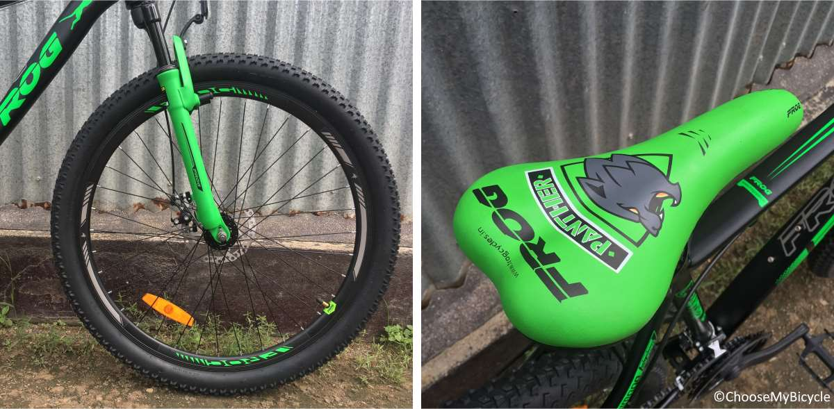 Frog Panther 27.5 Review