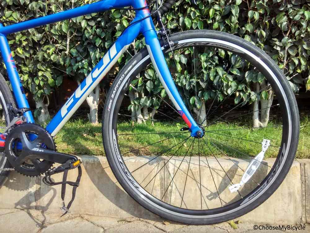 Fuji Sportif 2.1 (2018) Tires