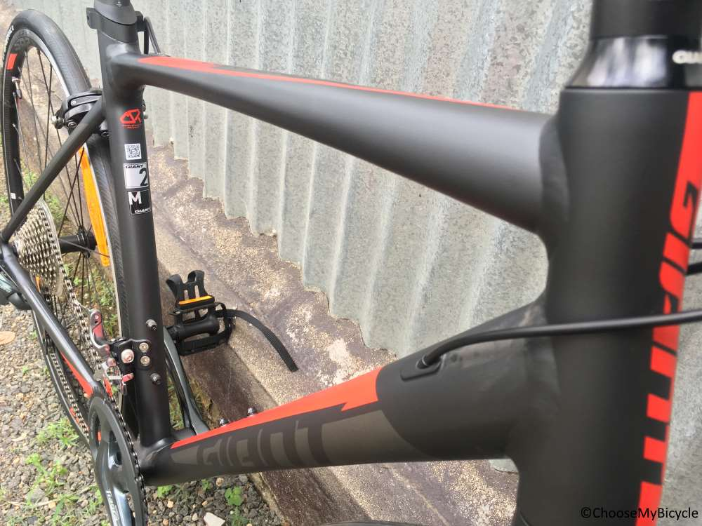 Giant Contend SL 2 2019 Review