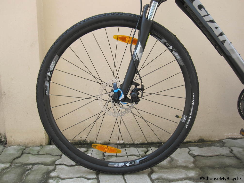 Giant Roam 3 Disc (2017) Review
