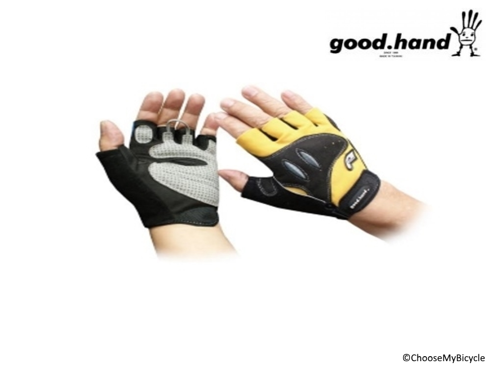Good Hand Half Finger Gloves Yellow Review