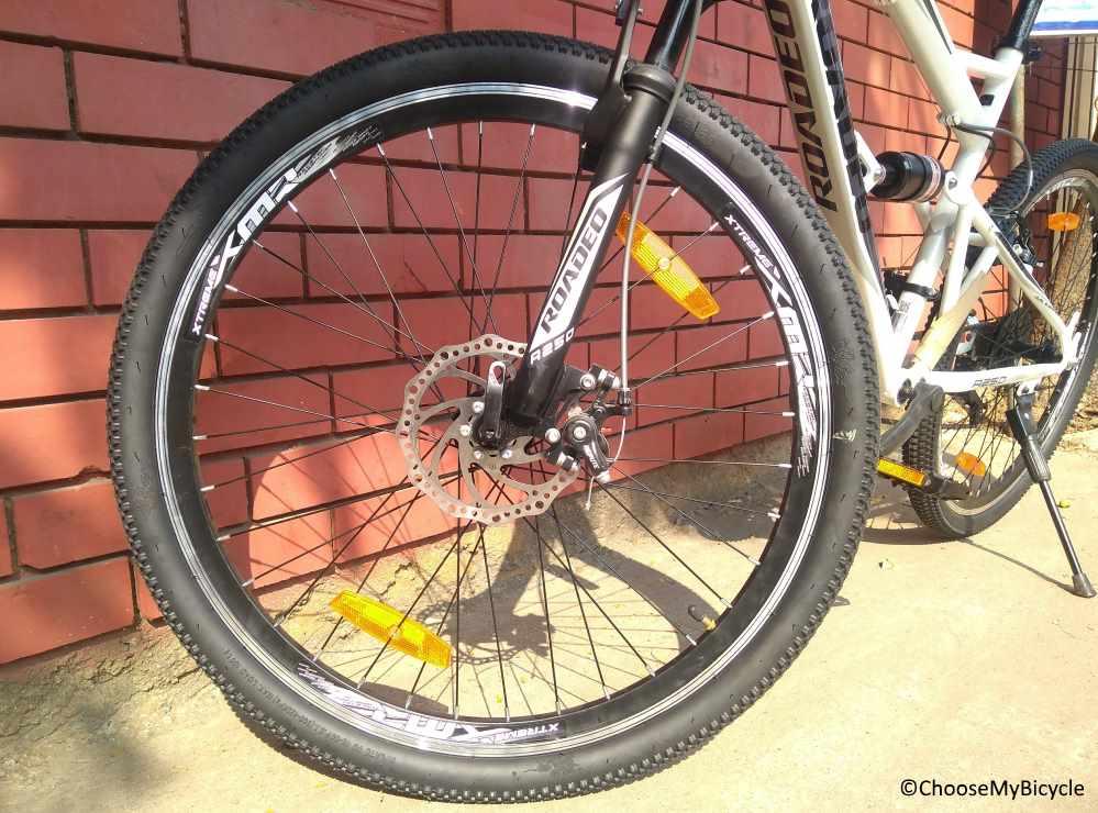 Hercules Roadeo A250 (2017) Tires