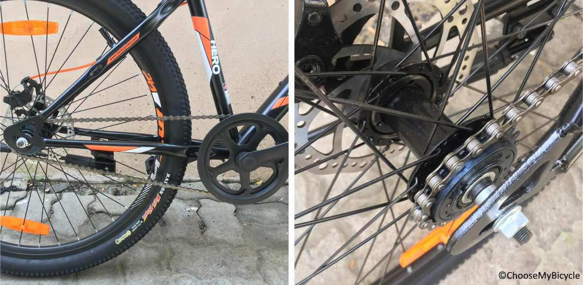 Hero Sprint Howler 26T SS Disc Review