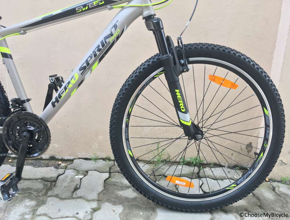 Hero Sprint Pro Sweed 26T Review