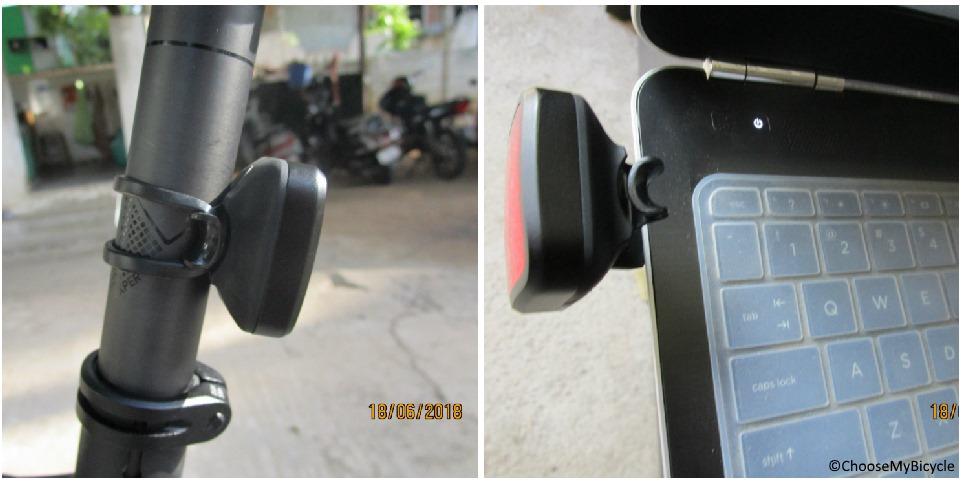 Knog Blinder Mob Kid Grid Rear Light Review