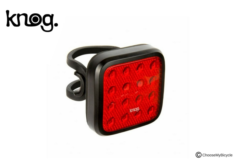 Knog Blinder Mob Kid Grid Rear Light Review
