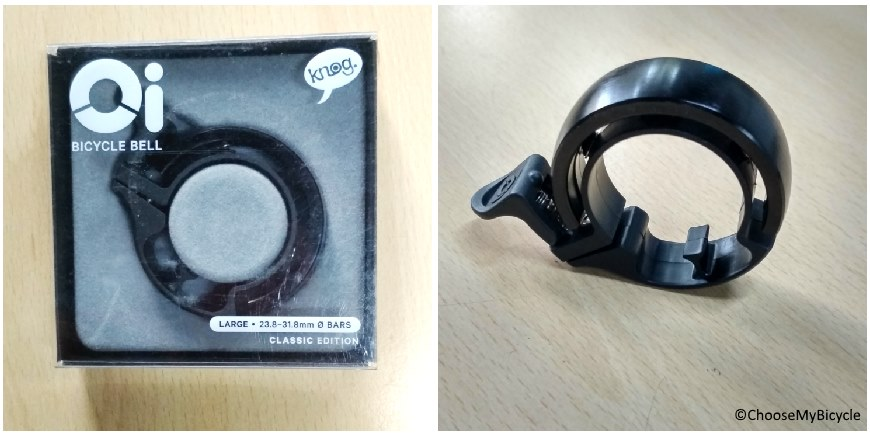 Knog Oi Bell Black Review