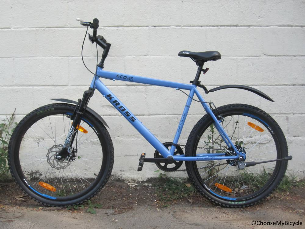 Kross Ecobike 26T SS (2017) Review