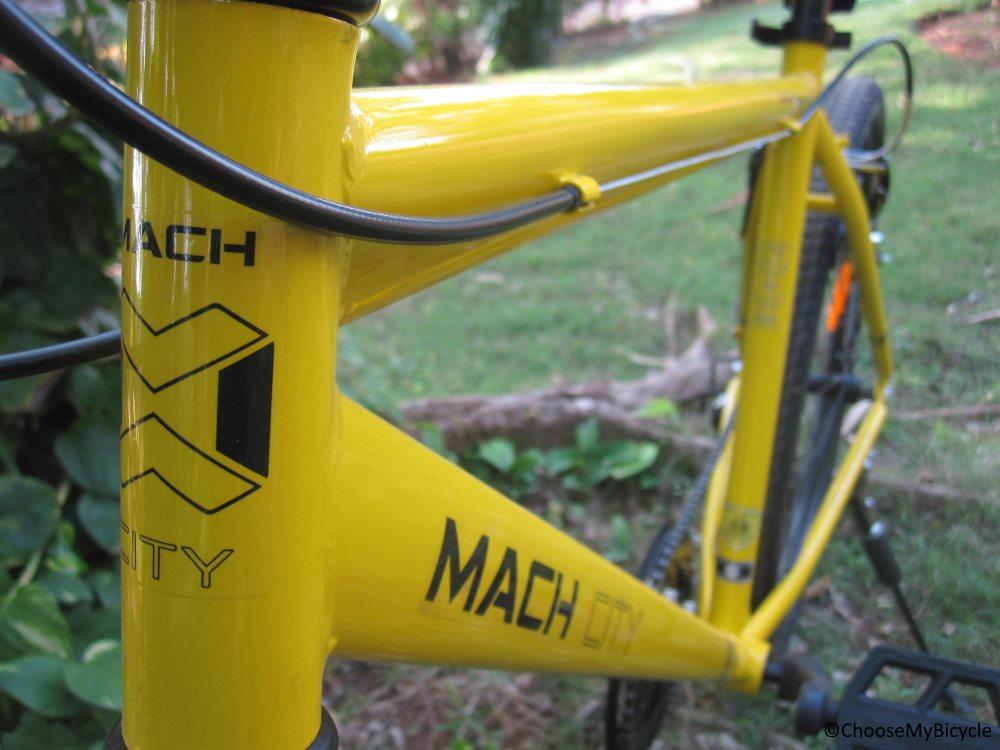 Mach City iBike 7 Speed (2018) Review