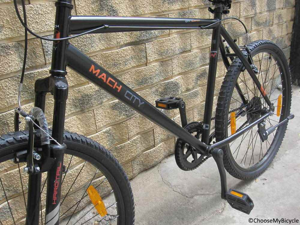 Mach City iBike HT (2017) Review