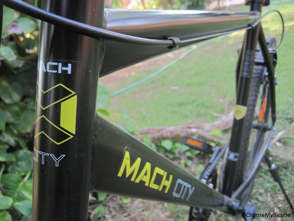 Mach City iBike Hardtail (2018) Expert Review | ChooseMyBicycle.com